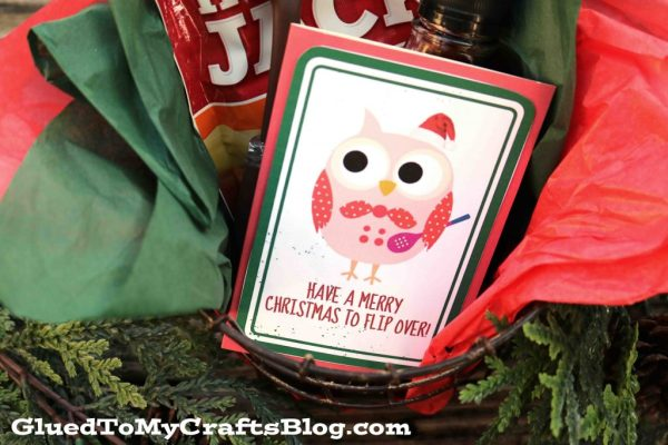 Christmas Morning Gift Idea - Free Printable