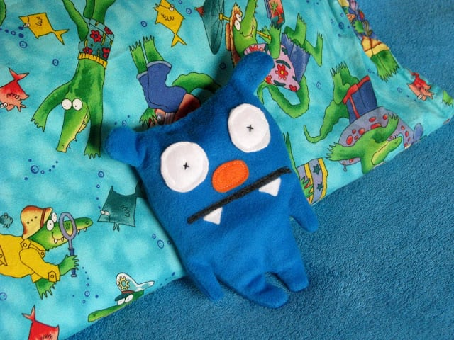 These warm buddy rice bags heat in the microwave and stay warm while your little ones fall asleep. A cozy little softie for bedtime! They also work great as boo boo bags and can be used warm or cold (frozen).