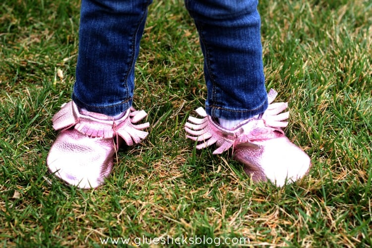 Freshly Picked Baby Moccasins (3)