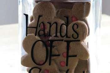 Hands OFF Santa!