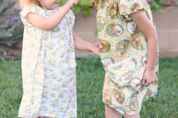 Spring Dresses in Under an Hour