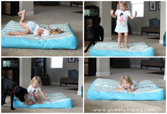 Big Floor Pillows