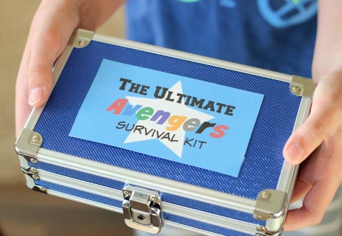 Avengers Survival Kit