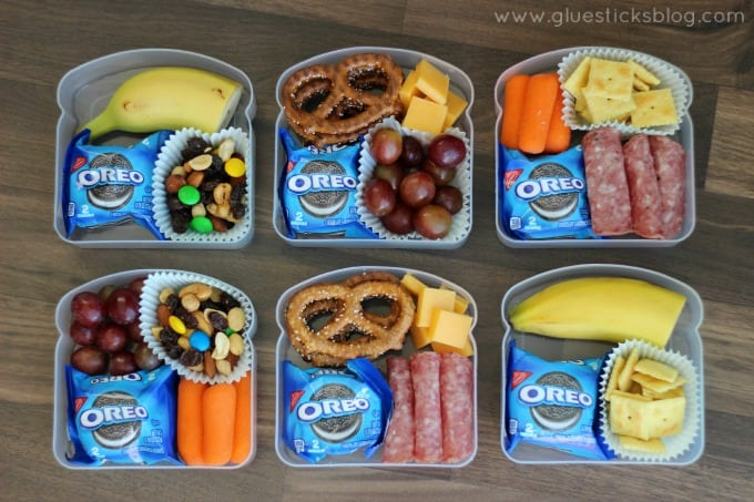 Kid Friendly: Summer Snack Packs