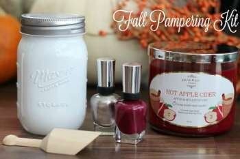 Fall Pampering Kit