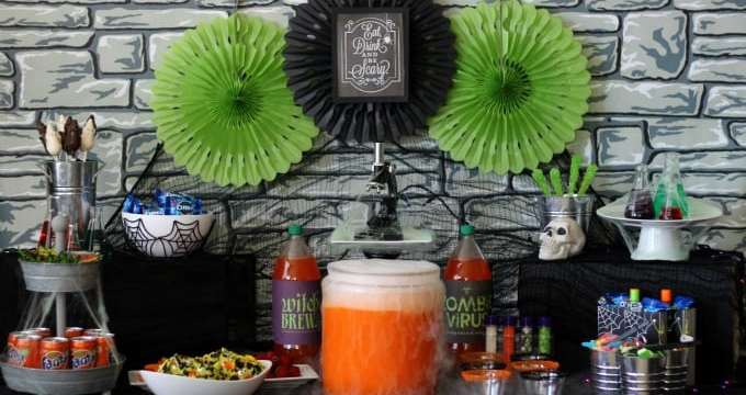 Tips for Throwing The BEST Mad Scientist Party