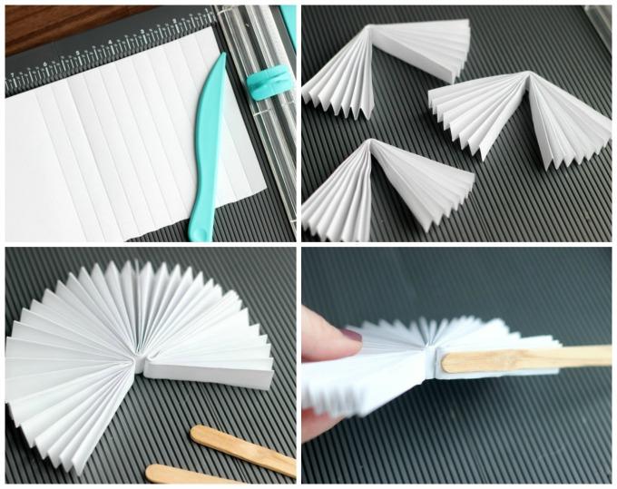 Diy Pocket Fan For Summer A Creative Craft Idea For Kids
