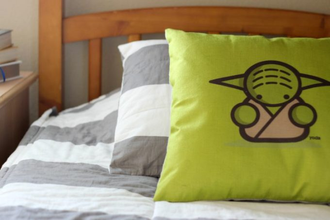 yoda pillow
