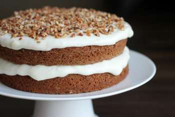 Moist & Delicious Carrot Cake Recipe