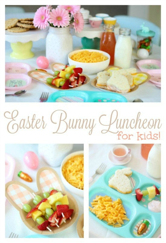 Easter Bunny Luncheon