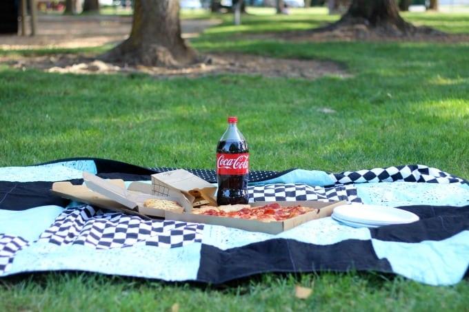 bandana picnic
