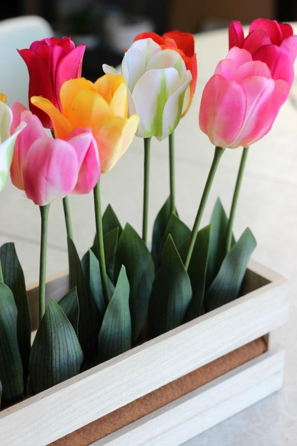 DIY Kids Flower Box