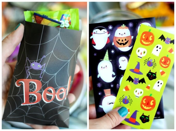DIY Halloween Boo Kit