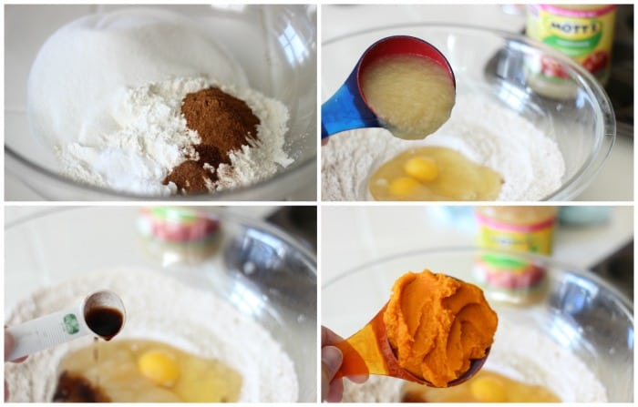 Cinnamon Pumpkin Muffin Recipe