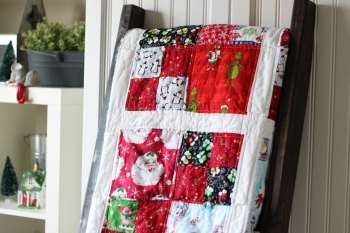 Christmas Memory Quilt