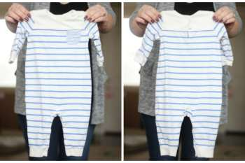 The Easiest Way to Remove Stains From Baby Clothes