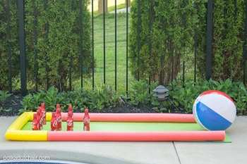 Summer Pool Noodle Hacks