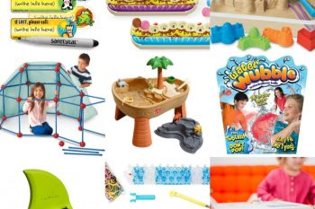 Summer Fun Giveaway Prize Pack: Step2, KIDBOX, Rainbow Loom and MORE!