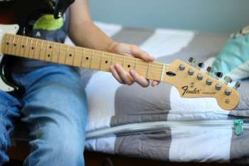 Teaching Teens Guitar with Fender Play