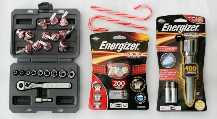 It isn't always easy coming up with stocking stuffers for boys. If your boys are like mine and like being outdoors and working with their hands they may enjoy some of the items off of this list!