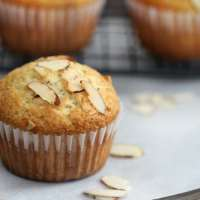 Almond Poppy Seed Muffin Recipe