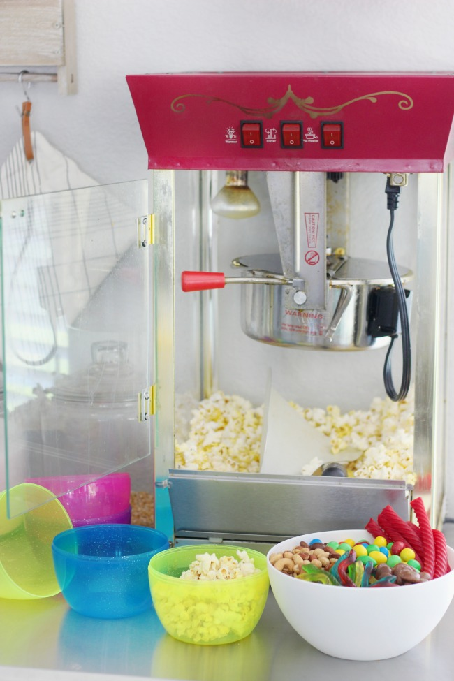 movie theater popcorn popper