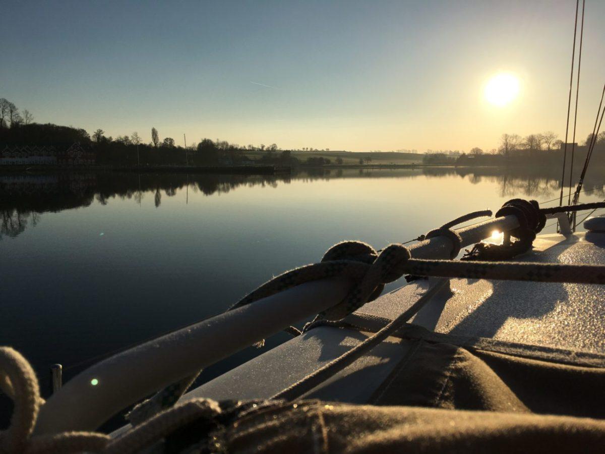 Törnbericht vom Ostseetörn vor Dänemark auf der Marlin mit Michael Wnuk