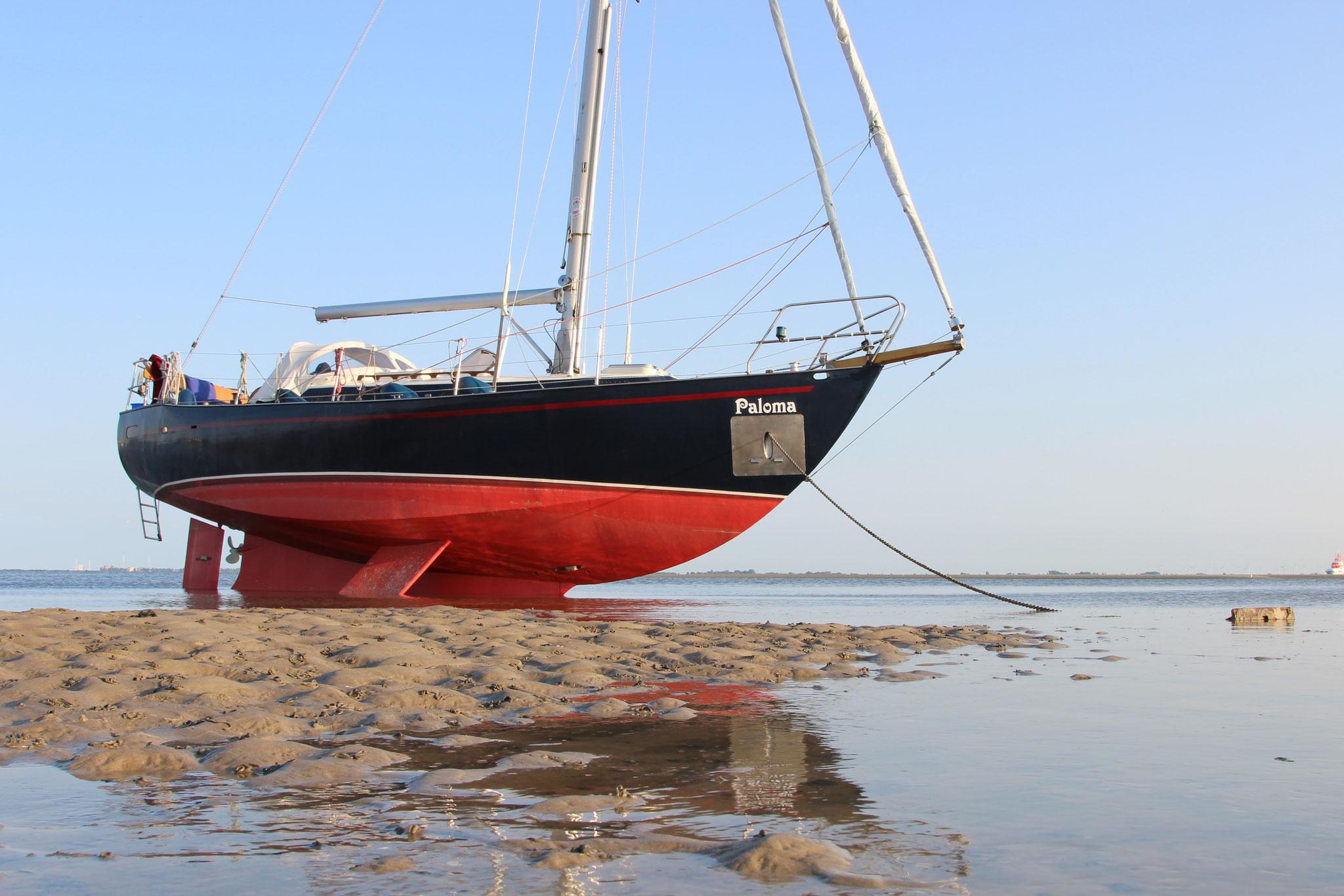 Wie wir im Norden segeln