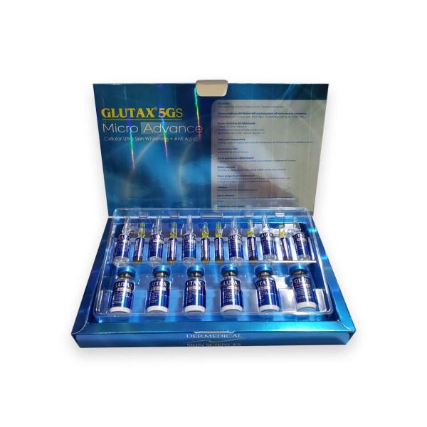 Glutax 5Gs Micro Advance 12vials