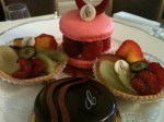 Gluten free cakes and pastries