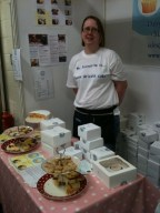 Stephanie Palmer of Steph's Free From Cakes