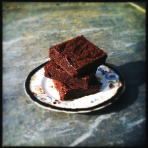 Gluten Free Chocolate Fudgy Brownies