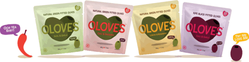 Oloves Marinated Olives Flavours