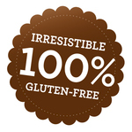 Almondy gluten free badge