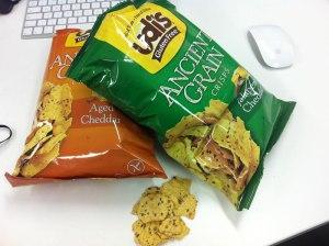 Udi's Gluten Free Ancient Grain Crisps