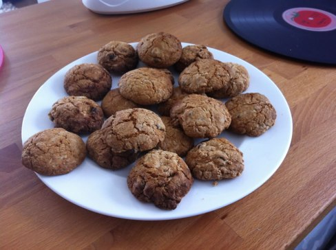 Udi's Gluten Free Chocolate Chip Cookies