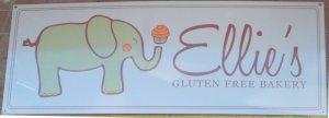 Ellie's Gluten Free Baker - Banner