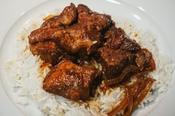 Filipino Pork Adobo Gluten Free