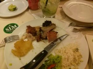 How to eat gluten free in Rio - top tips on the best foods to enjoy