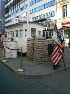 Checkpoint Charlie, gluten free Berlin