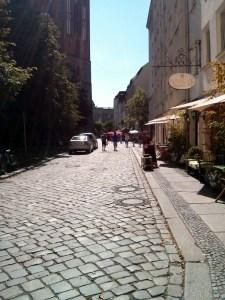 Nikolaiviertel, gluten free Berlin