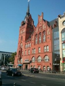 Steglitz Rathaus, gluten free Berlin