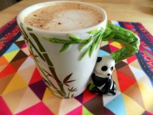 mocha, gluten free flavored coffee