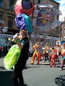 How to spend a rare sunny day in Glasgow's West End.