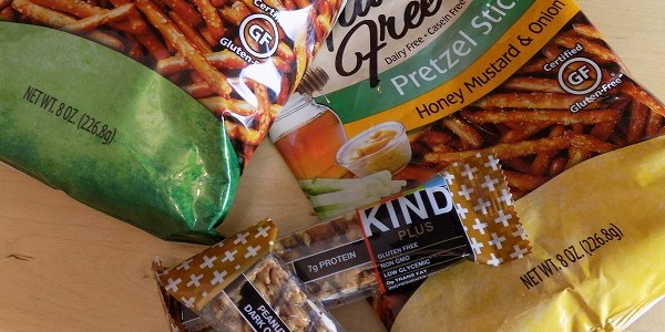 The best gluten free snacks you can buy