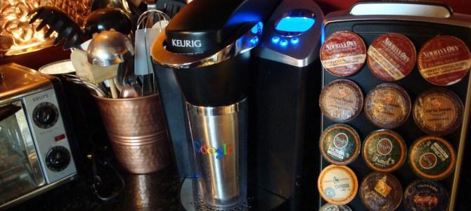 More gluten free coffee K-cups