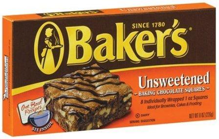 unsweet baking choco 1