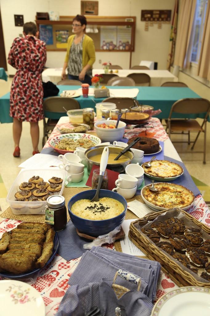 PA- the gluten-free spread