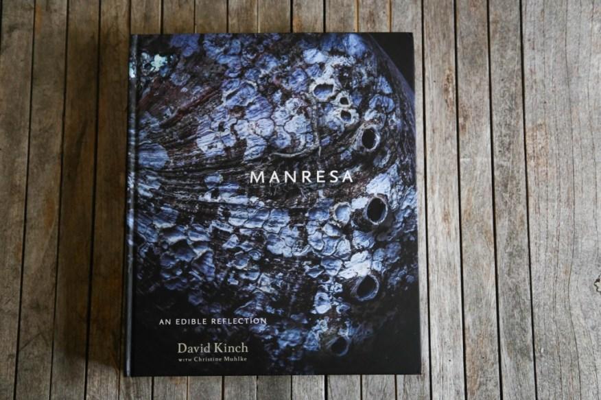 Chef books- Manresa