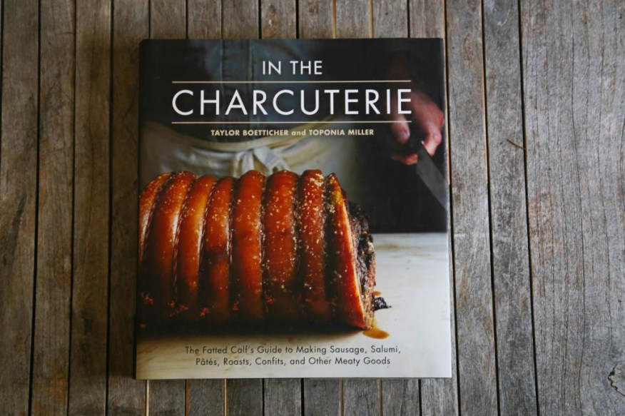 Chef books- charcuterie